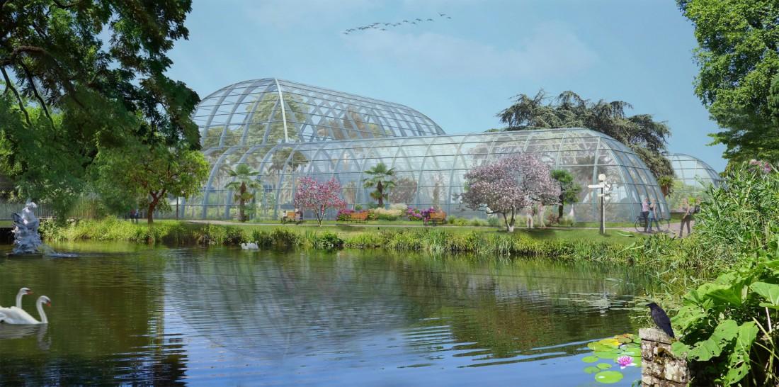 Schau botanischer garten Flora Koeln1