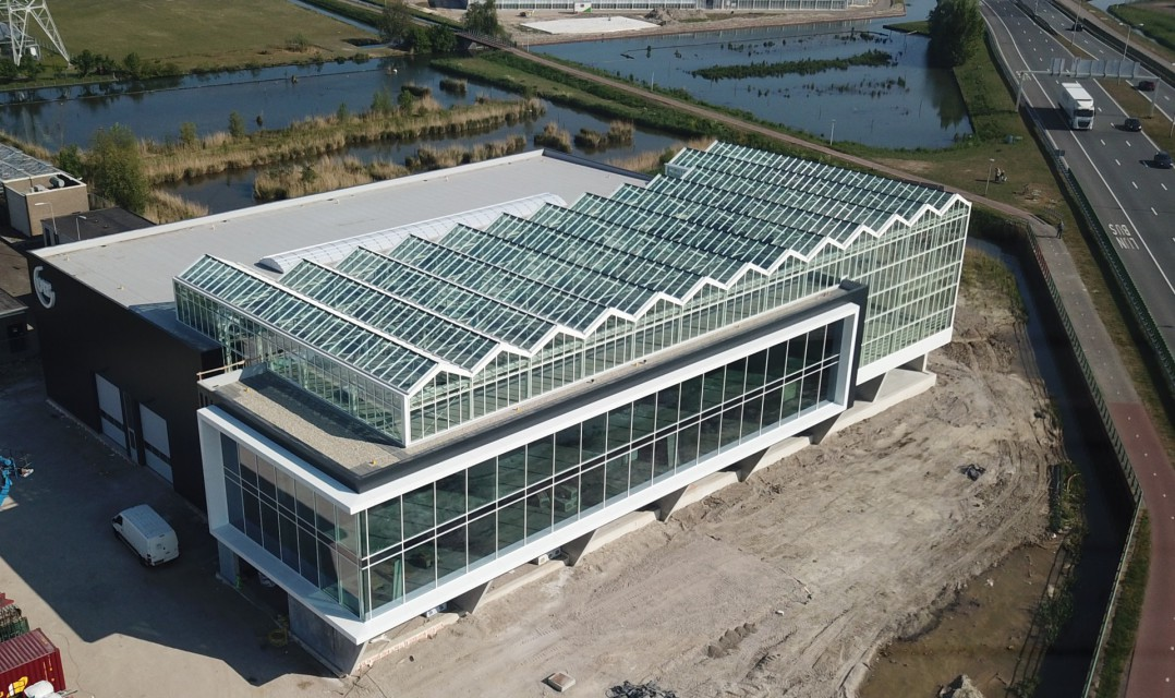 VB glass construction Smiemans