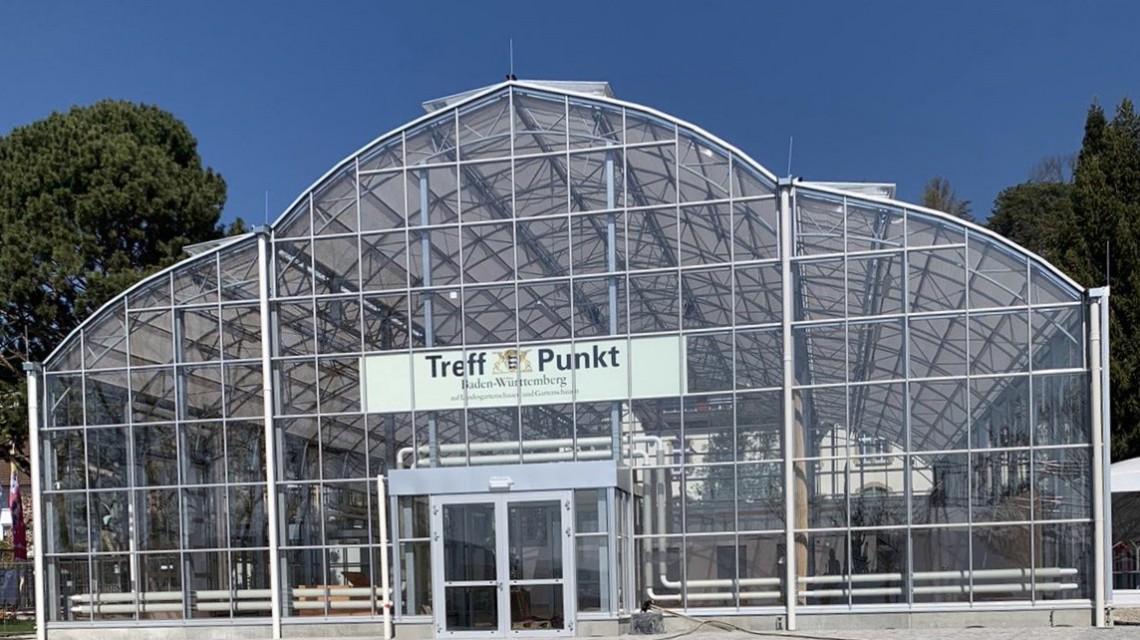 Uberlingen Landesgartenschau Botanical glasshouse 1