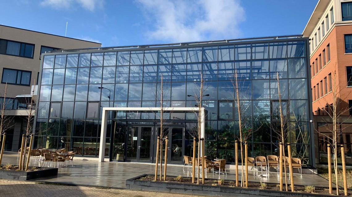 Planon Innovation Campus atrium