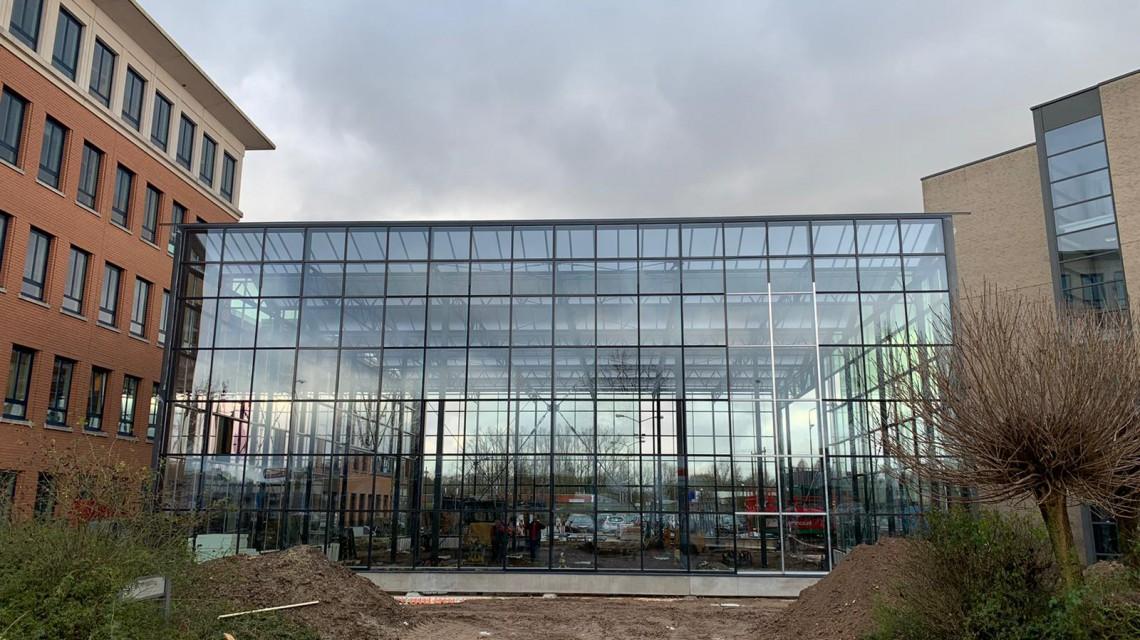 Planon glas construction biophilic 3