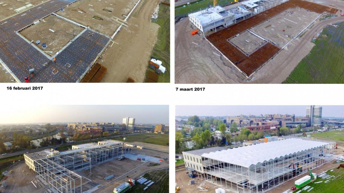 Phase construction WHC bouw