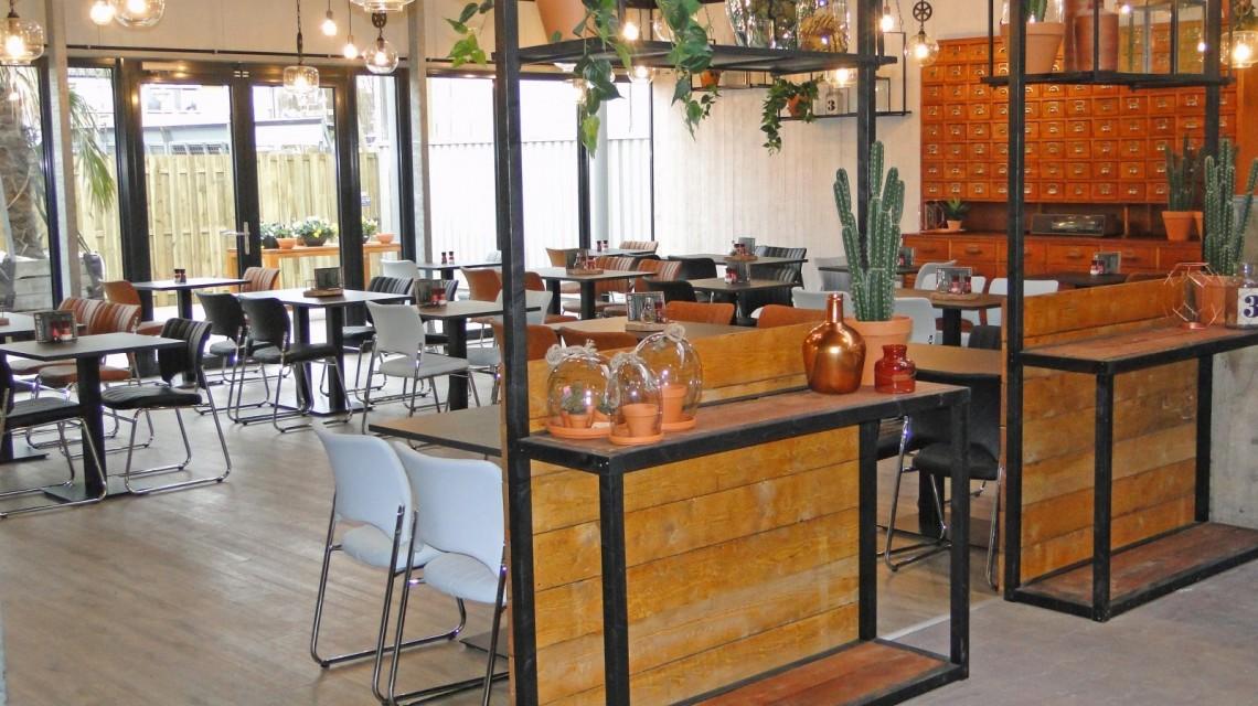 tuincentrum Groenrijk t Haantje restaurant