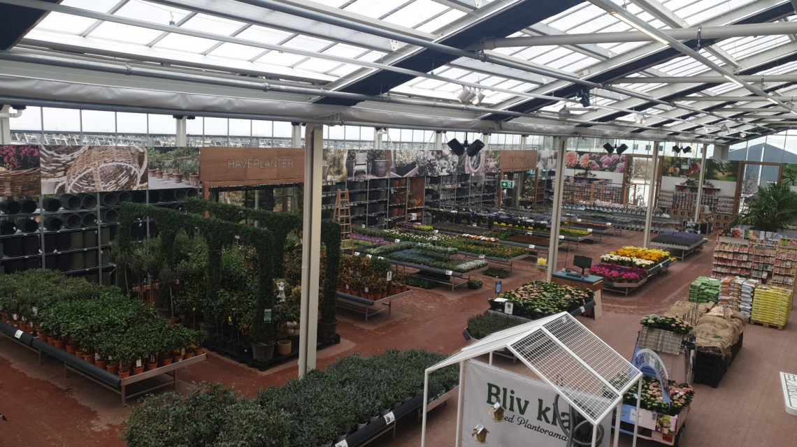 Havecenter Plantorama Tilst Horsholm garden centre Smiemans 1