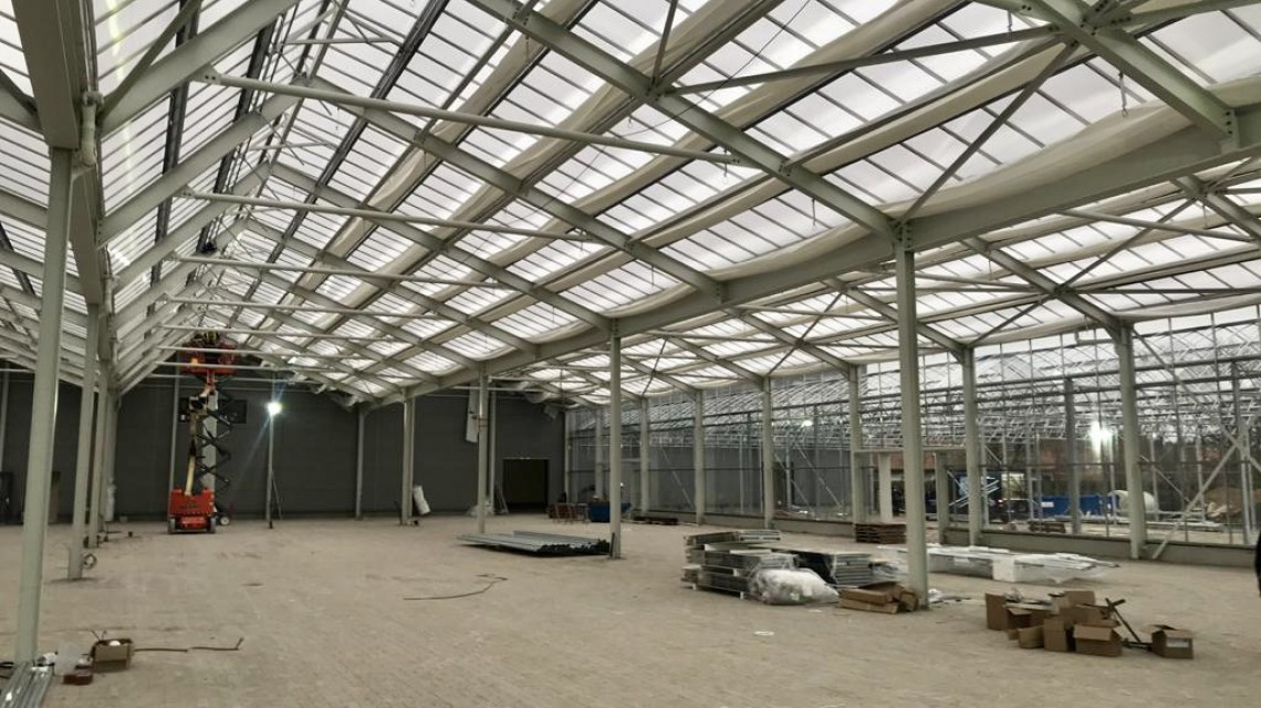 Garden centre Plantorama build by Smiemans Projecten