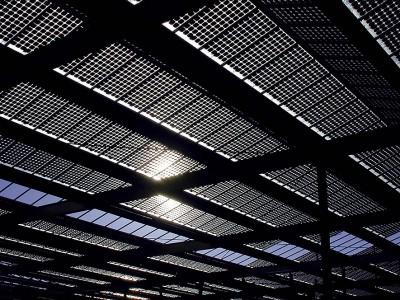 Floriade 2002 2 solar panels zonnepanelen