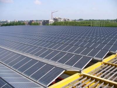 Floriade Haarlemmermeer expo solar