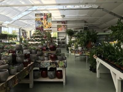 Chladek Zahradnicke centrum bouw tuin