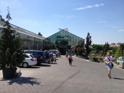 Chladek Zahradnicke centrum tuin kas