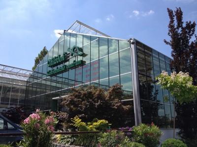 Chladek Zahradnicke tuin centrum