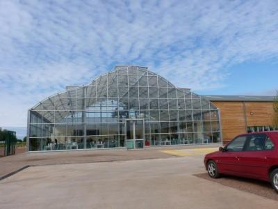Dunabar glass Building
