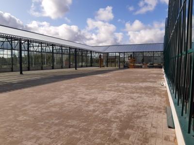 Corridor garden centre Hortes