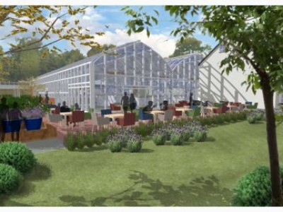 Squires garden centre Drawing