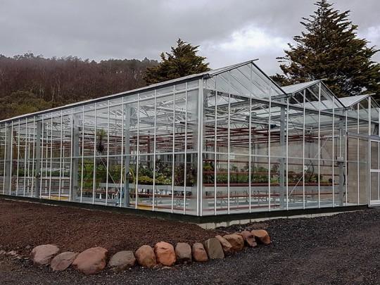 Glasshouse Inverewe