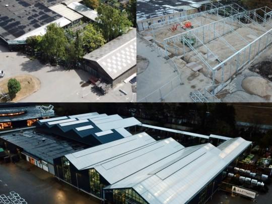 Phase development Hobbyland garden centre