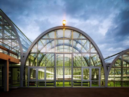 Riedberg campus Frankfurt Botanical garden 3