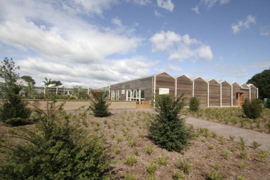 Wisley rt photography11 botanical garden glasshouse
