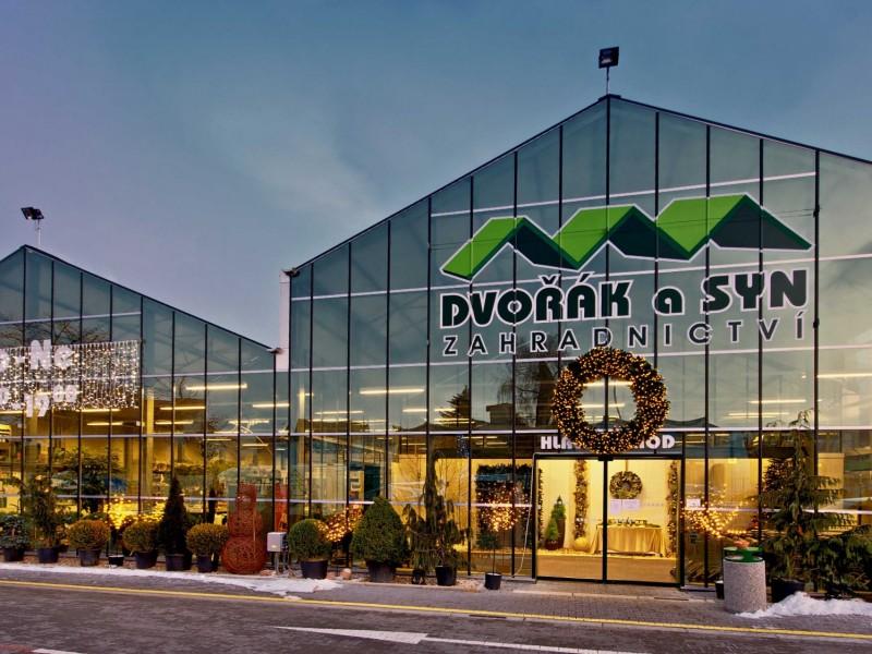 Dvorak8 Garden Centre