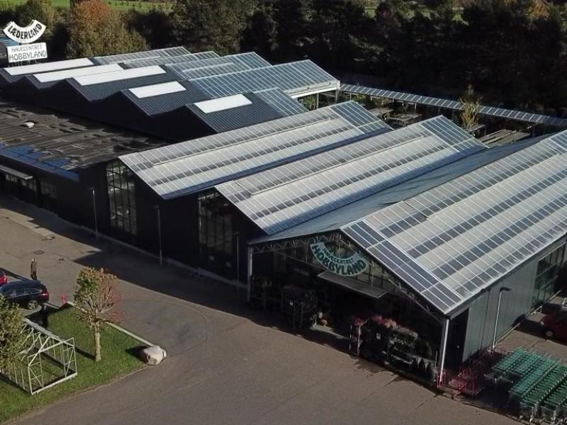Tuincentrum Hobbyland renovatie