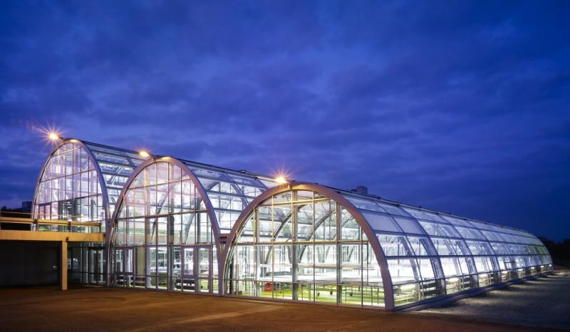 Riedberg campus Frankfurt Botanical garden 13