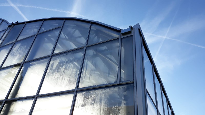 Detail HighLight Uberlingen glasshouse
