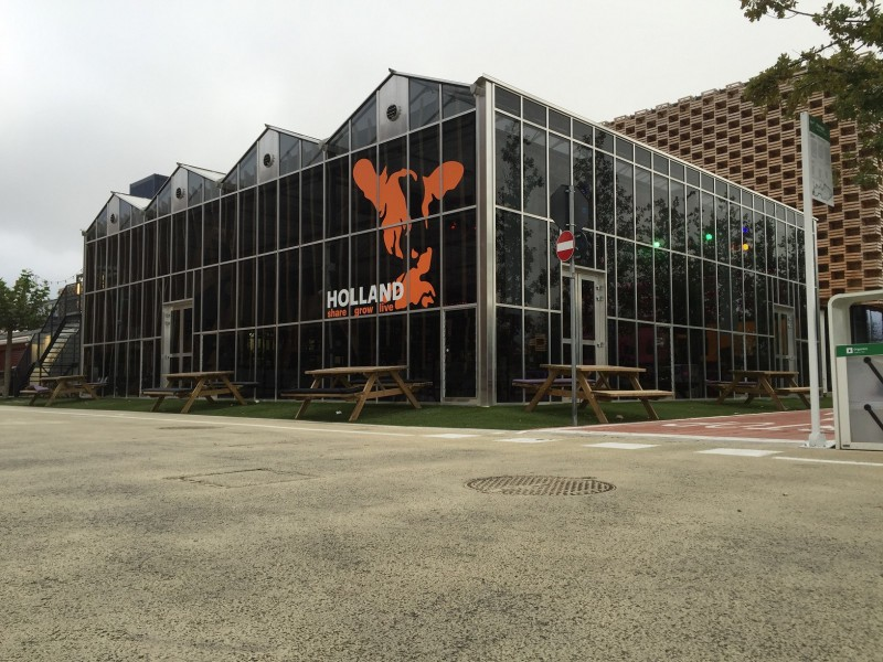 Paviljoen Expo