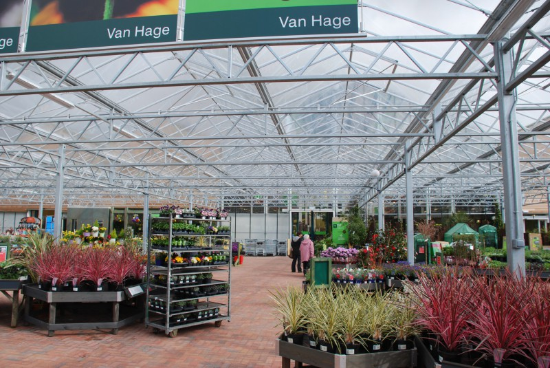 Van Hage SP small span canopy