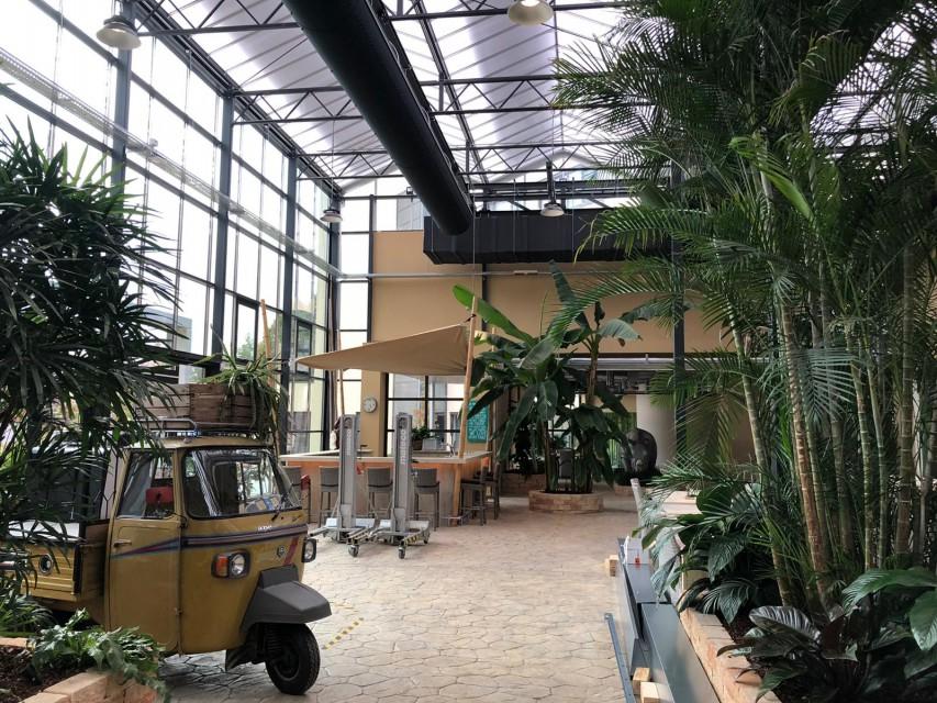 Realisation Planon innovation campus Smiemans EdenParks